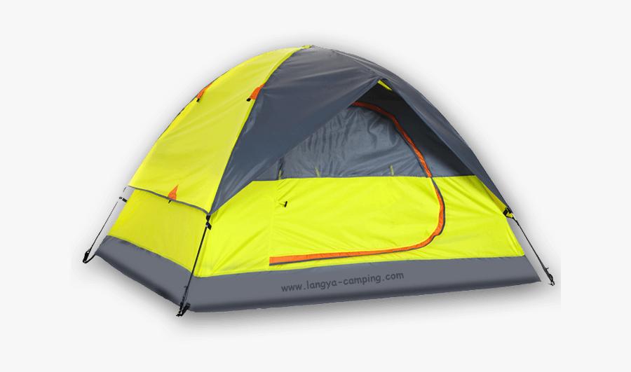 Transparent People Hiking Png - Tent, Transparent Clipart