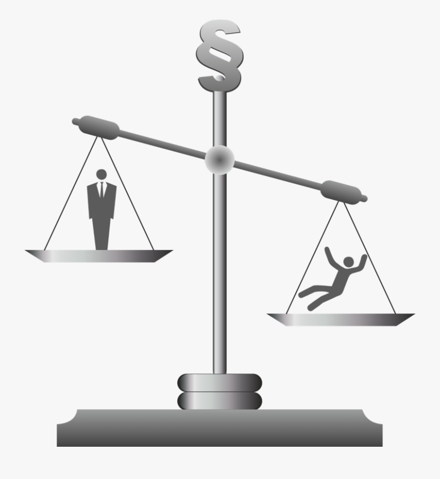 Horizontal, Justice, Right, Law, Case Law, Court - Government Equality, Transparent Clipart