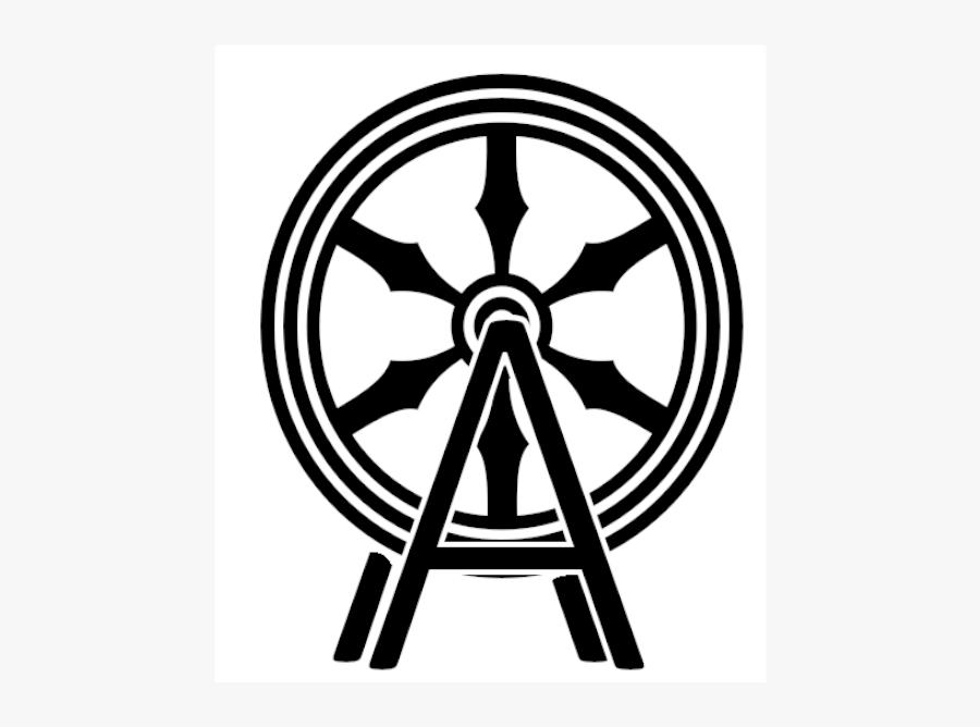 Osnabrück Logo Osnabrueck Kirmes Jahrmarkt Fest Riesenrad - Market Square, Transparent Clipart