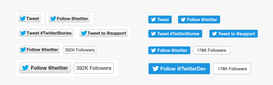 Is Launching Redesigned And - Following Button On Twitter, Transparent Clipart