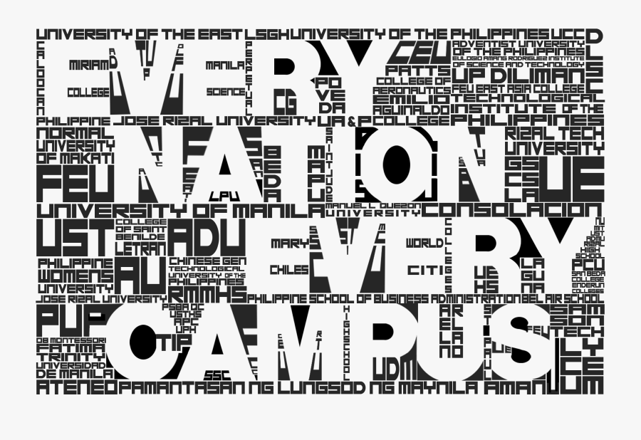 8 Reasons Why We Need To Reach The Campus Victory U - Every Nation Every Campus, Transparent Clipart