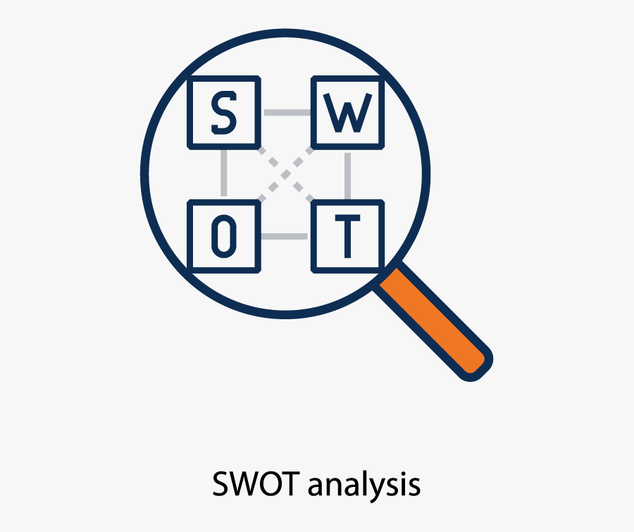 Swot Icon Png, Transparent Clipart
