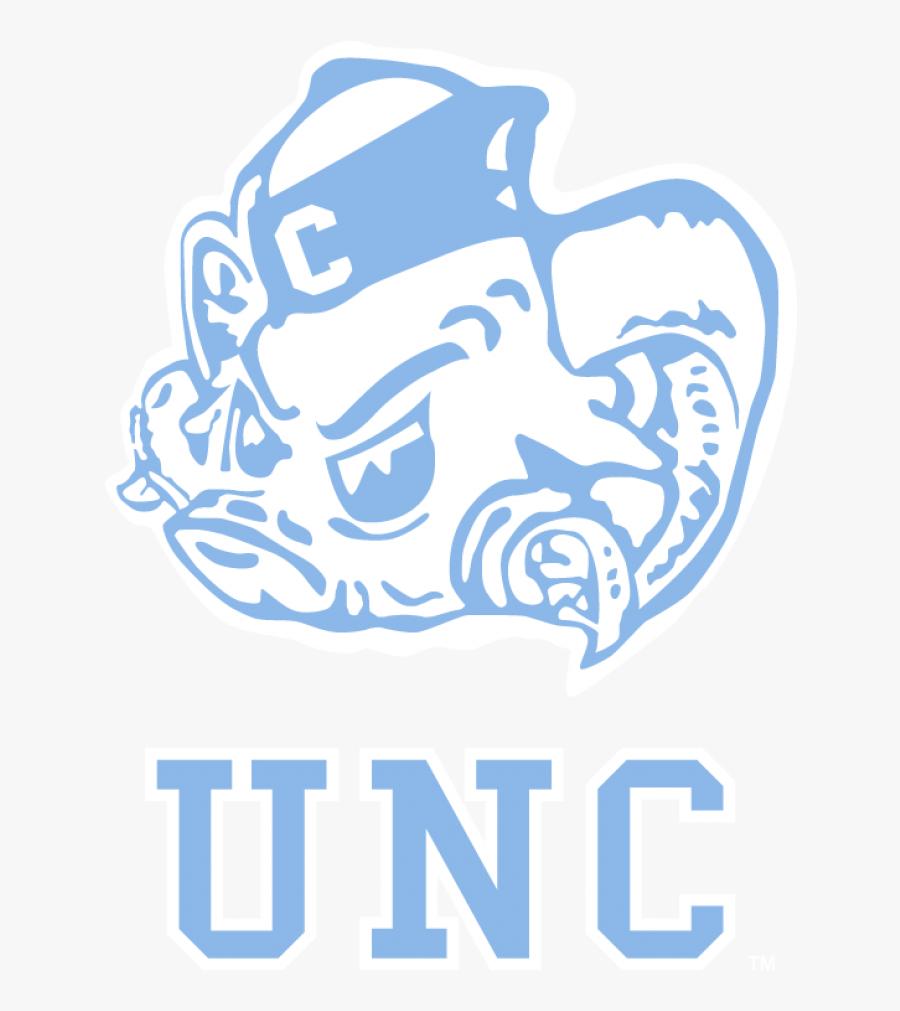 North Carolina Tar Heels Iron Ons - Tar Heels Logo Unc Chapel Hill, Transparent Clipart