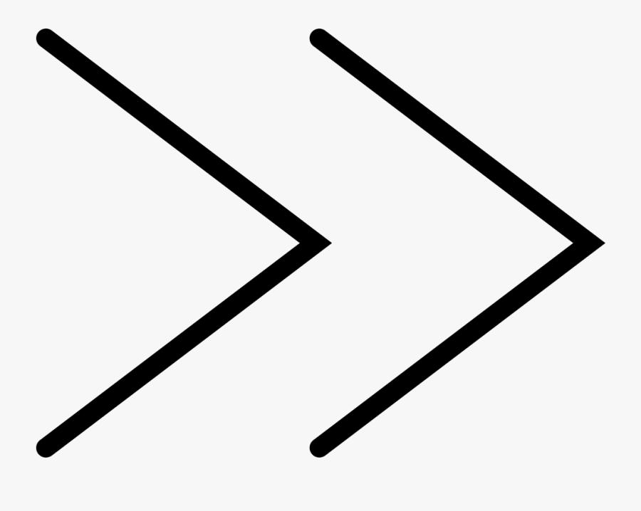 Transparent Thin Arrow Png - Flechas Finas Png, Transparent Clipart