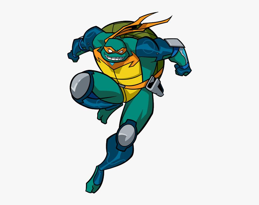 Fast Clipart Fast Superhero - Teenage Mutant Ninja Turtles Fast Forward, Transparent Clipart