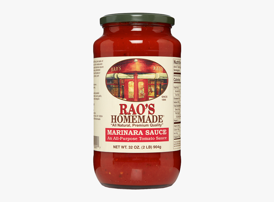 Raos Sauce, Transparent Clipart