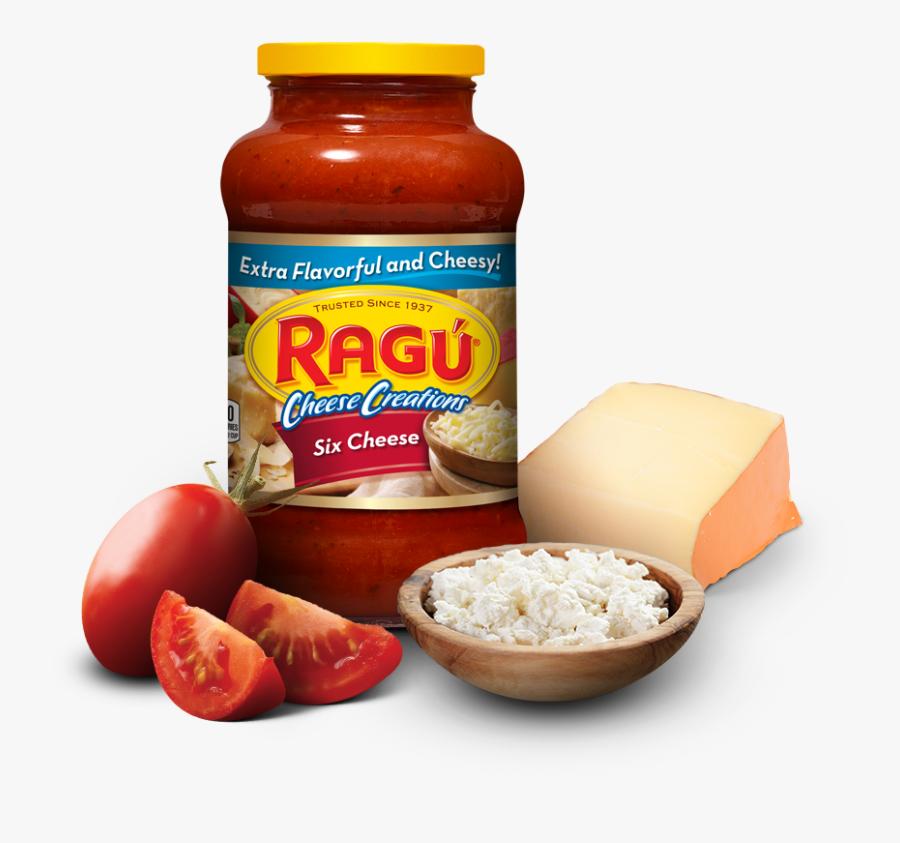 Transparent Pasta Sauce Clipart - Ragu Sauces, Transparent Clipart