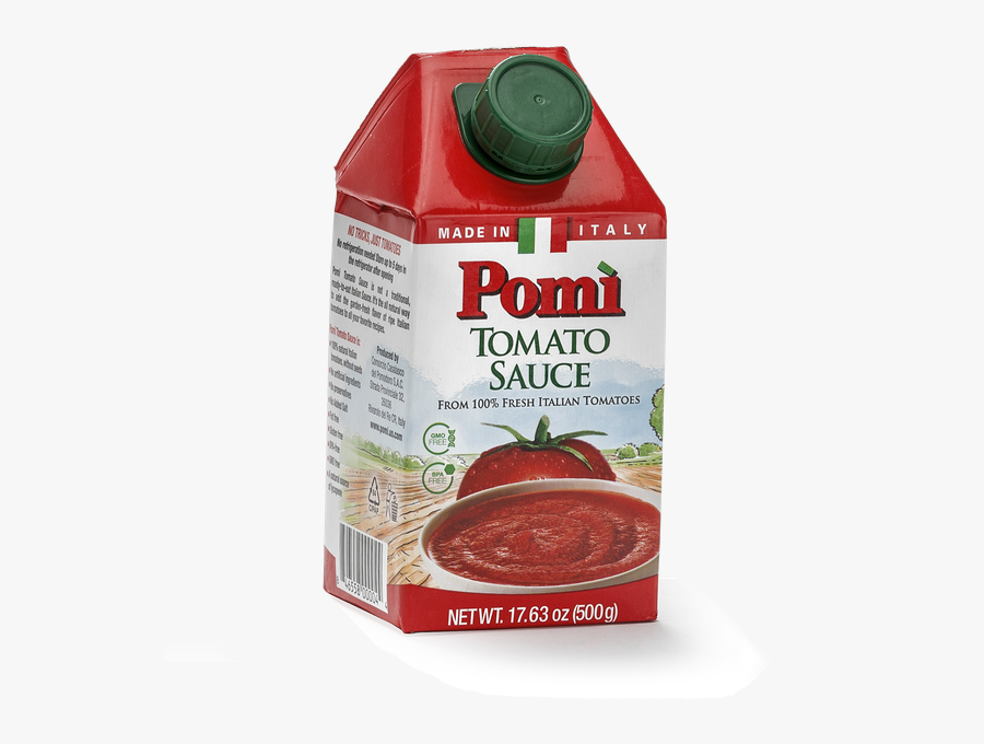 Pomi Tomatoes, Transparent Clipart