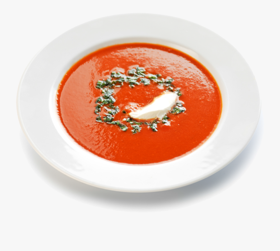 Transparent Recipe Icon Png - Bowl Of Tomato Soup Png, Transparent Clipart