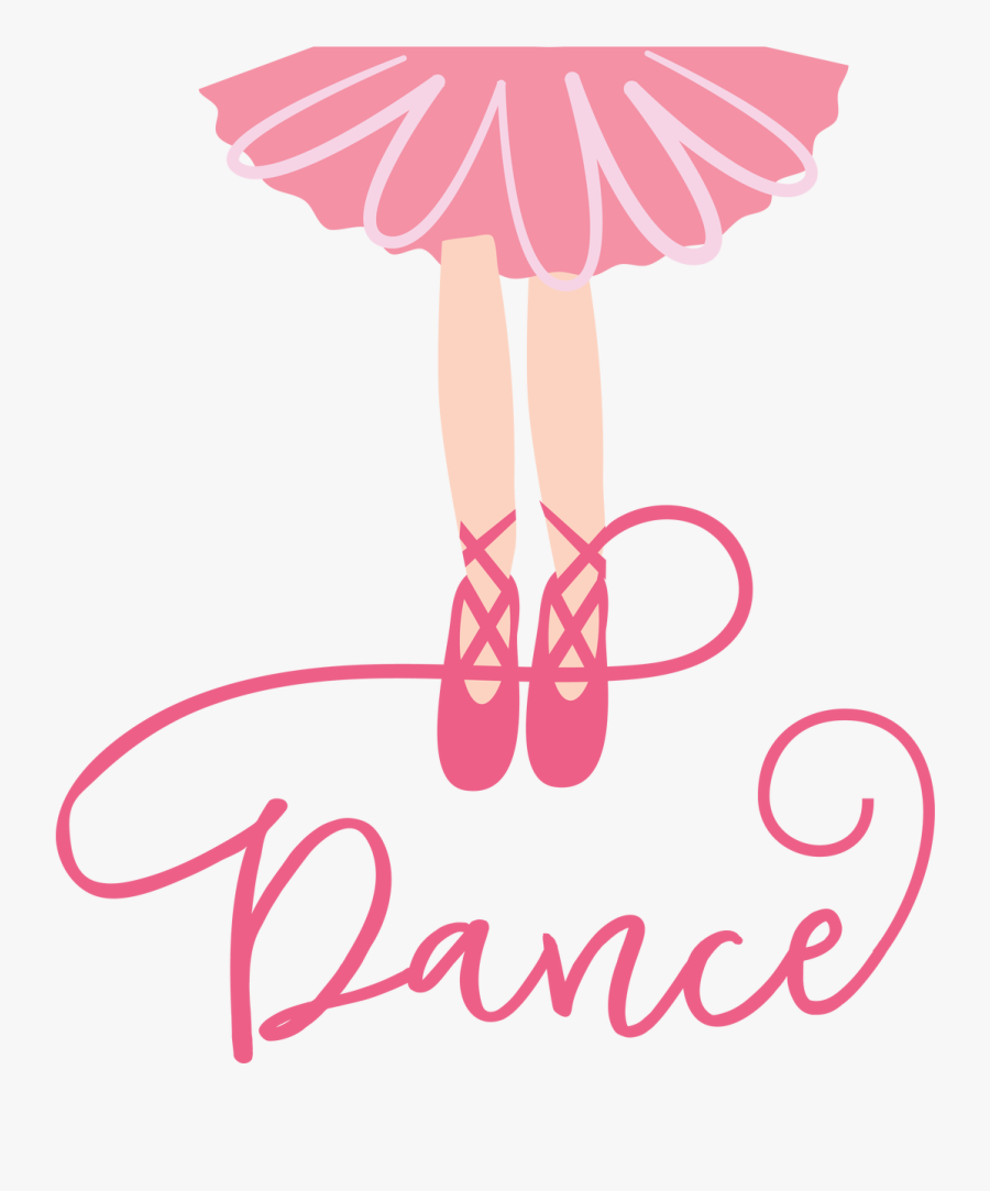 Ballet Svg Pink Free Transparent Clipart Clipartkey