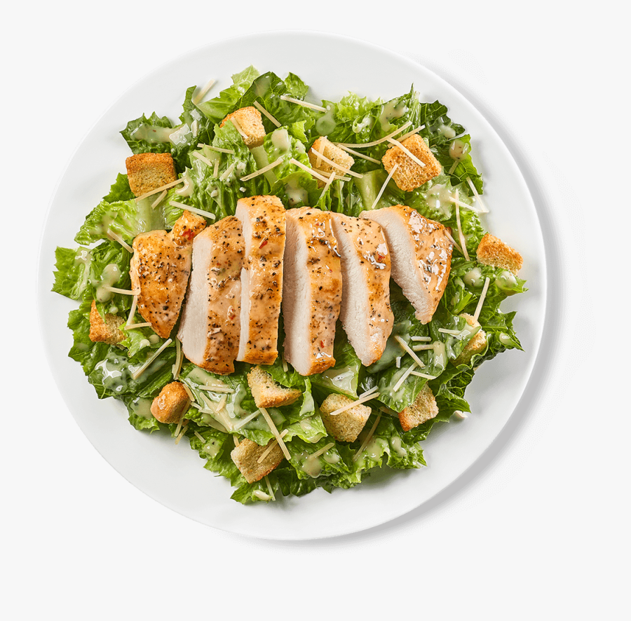 Caesar Salad Png - Caesar Salad, Transparent Clipart