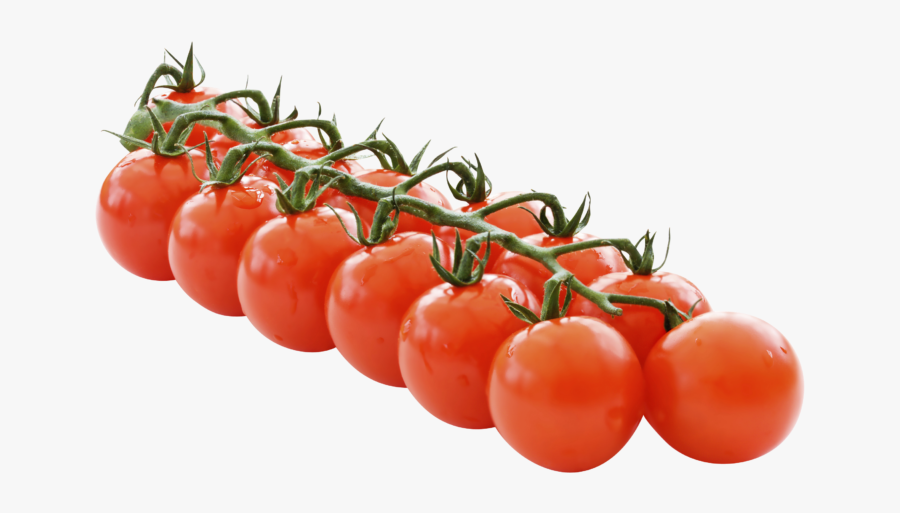 Cherry Tomatoes - 14 Tomatoes, Transparent Clipart