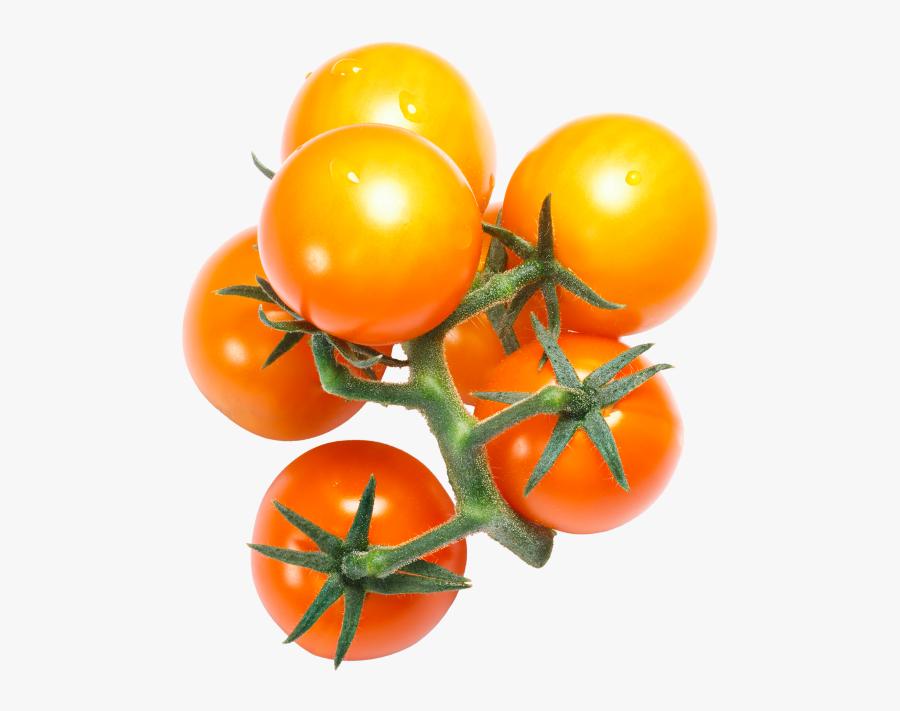 Cherry Tomato, Transparent Clipart