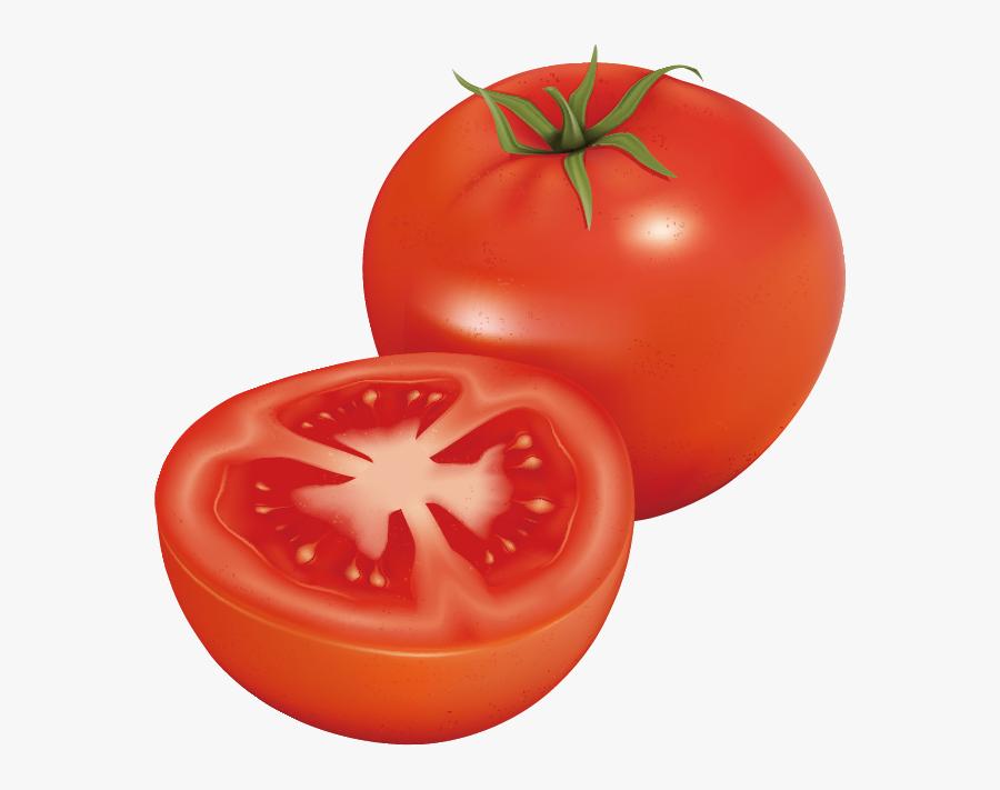 Tomato Clip Art - Dürfen Wellensittiche Tomaten Essen, Transparent Clipart