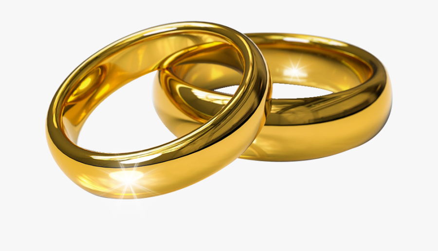 Rings Transparent Background Download Gold Wedding Rings Png Free Transparent Clipart Clipartkey