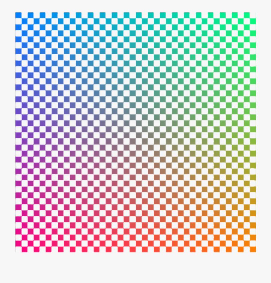 #checkerboard #aesthetic #color #dream #emoji #glitter - Check Mark Symbol Transparent Background, Transparent Clipart