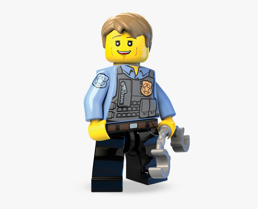 Lego City Undercover Chase, Transparent Clipart