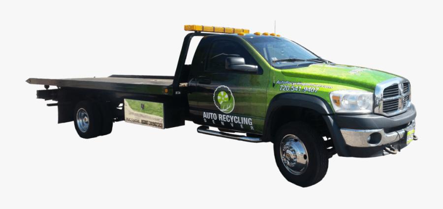 Auto Recycling Denver - Dodge Power Wagon, Transparent Clipart