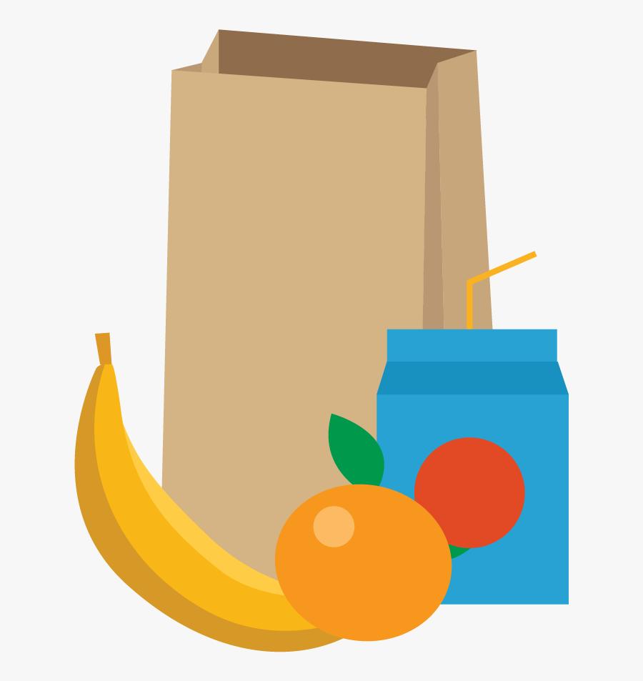 Transparent Basket Of Food Clipart - Saba Banana, Transparent Clipart