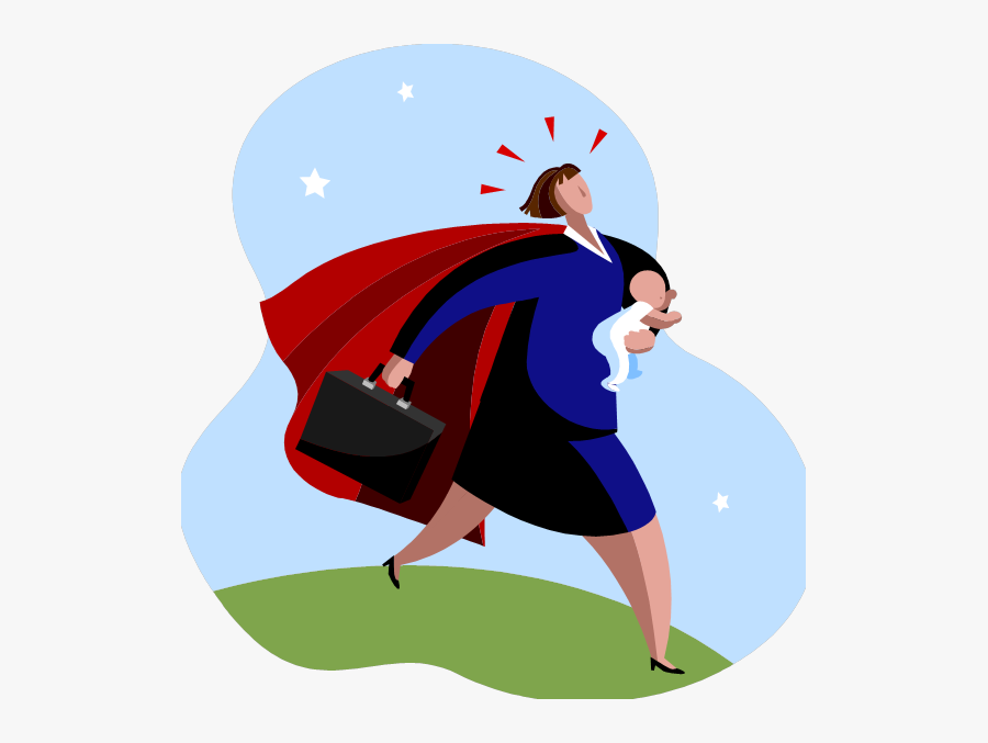 Superheroes Clipart Superpower - Little Red Riding Hood: The Insurance Dilemma, Transparent Clipart