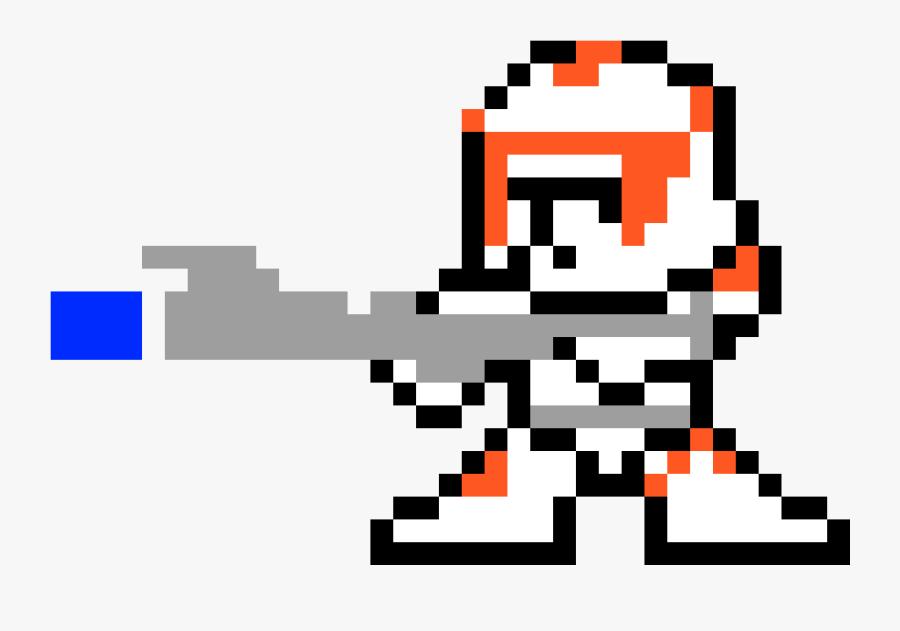 Mega Man Iceman Sprite, Transparent Clipart