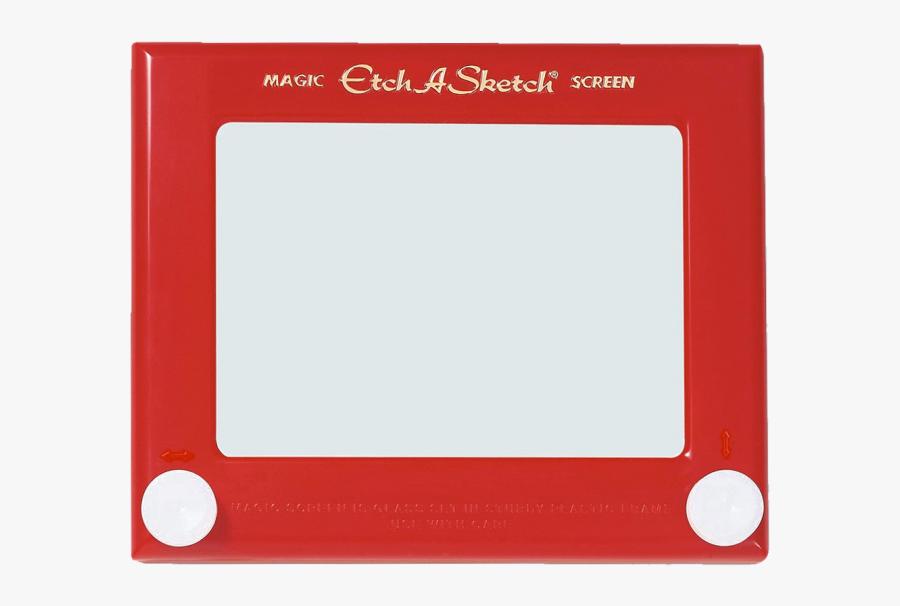 Etch A Sketch Png - Etch A Sketch Clipart, Transparent Clipart