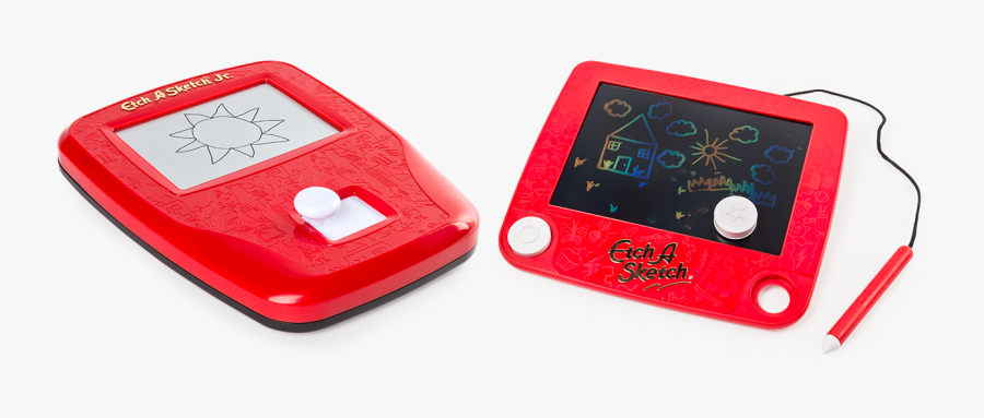 Etch A Sketch - Etch A Sketch Easy Drawings, Transparent Clipart