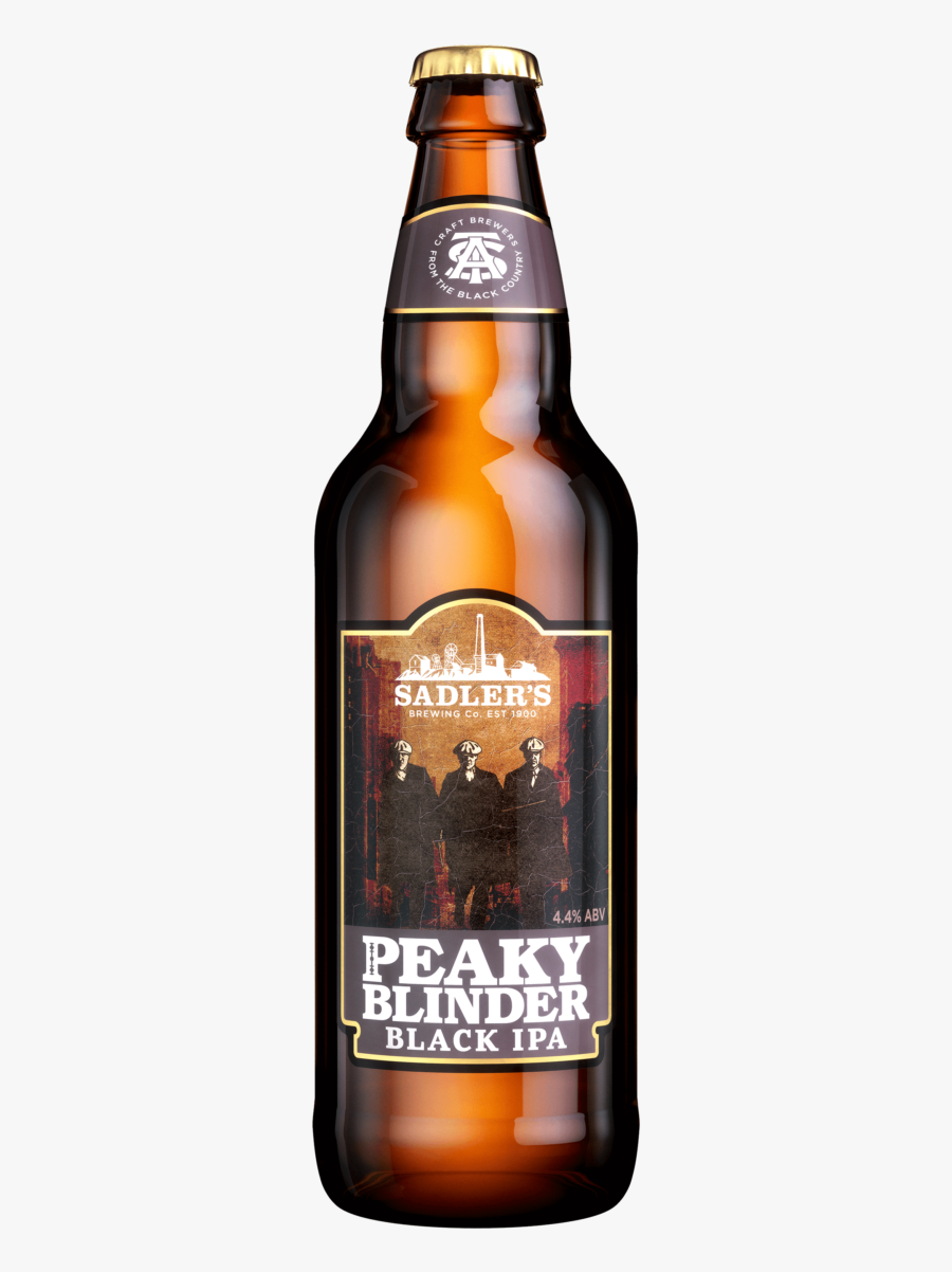 Sadlers Peaky Blinders Beer, Transparent Clipart