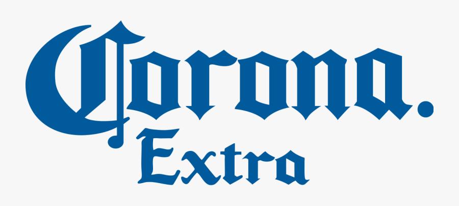 Corona Extra Logo Svg, Transparent Clipart