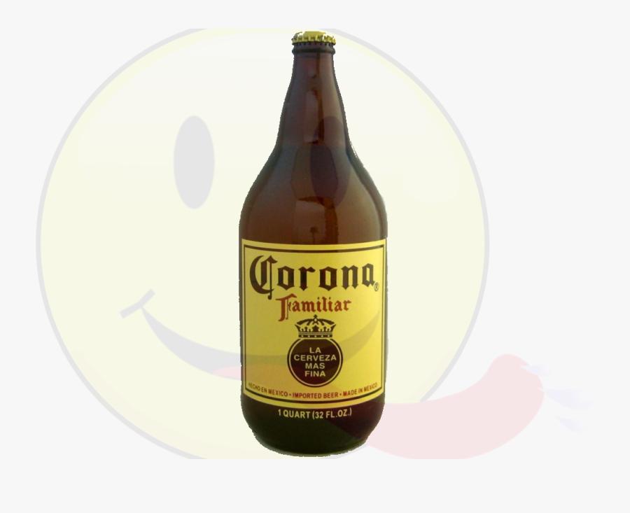 Transparent Corona Bottle Png, Transparent Clipart