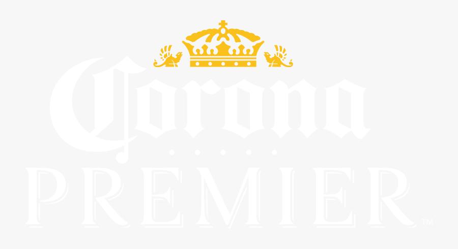 Corona Premier Logo Png, Transparent Clipart