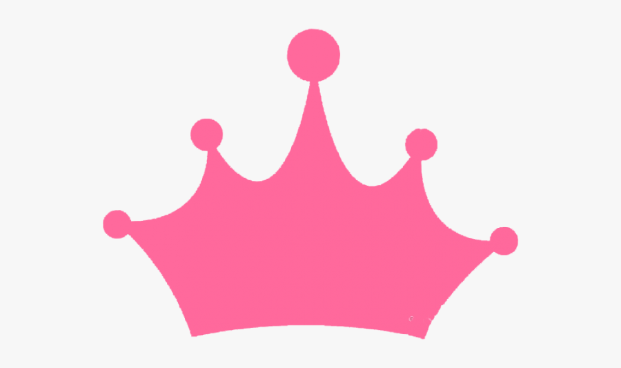 Corona De Princesa Dibujo, Transparent Clipart