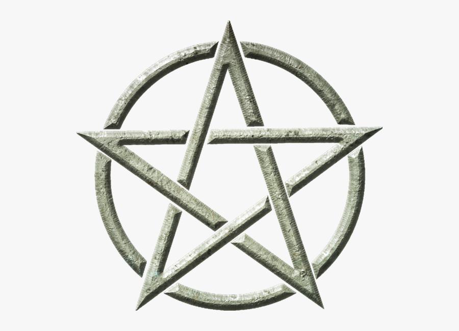 Pentacle Png Transparent Images - Pentagram Vector, Transparent Clipart