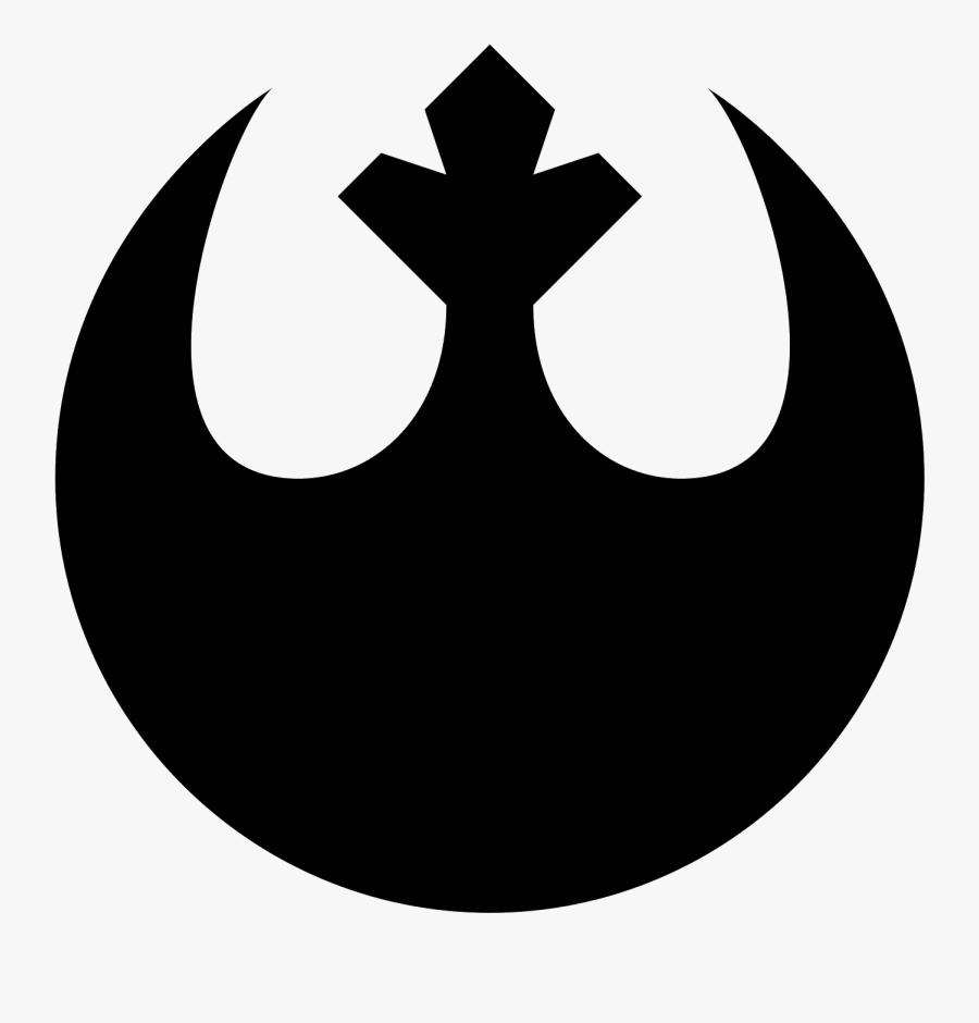 Png 50 Px - Star Wars Rebel Logo Png, Transparent Clipart