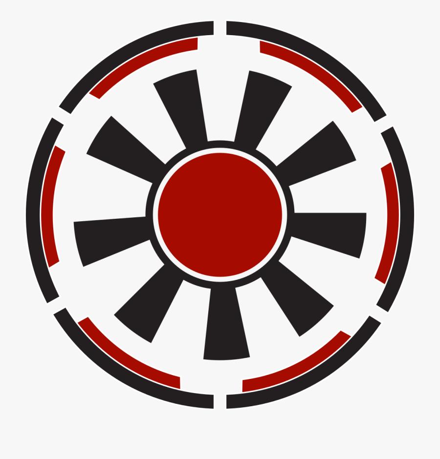 Star Wars Inquisitor Symbol, Transparent Clipart