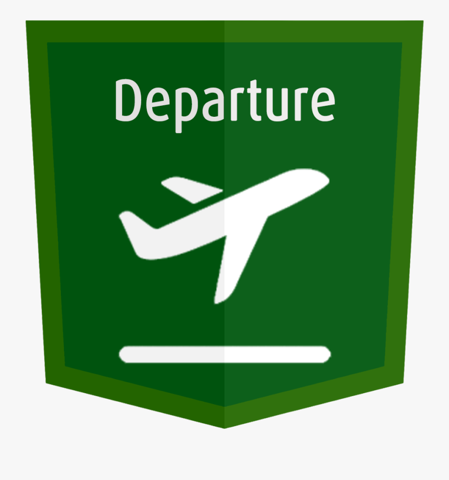 Airplane Icon Png White Clipart Png Download Departure Flight