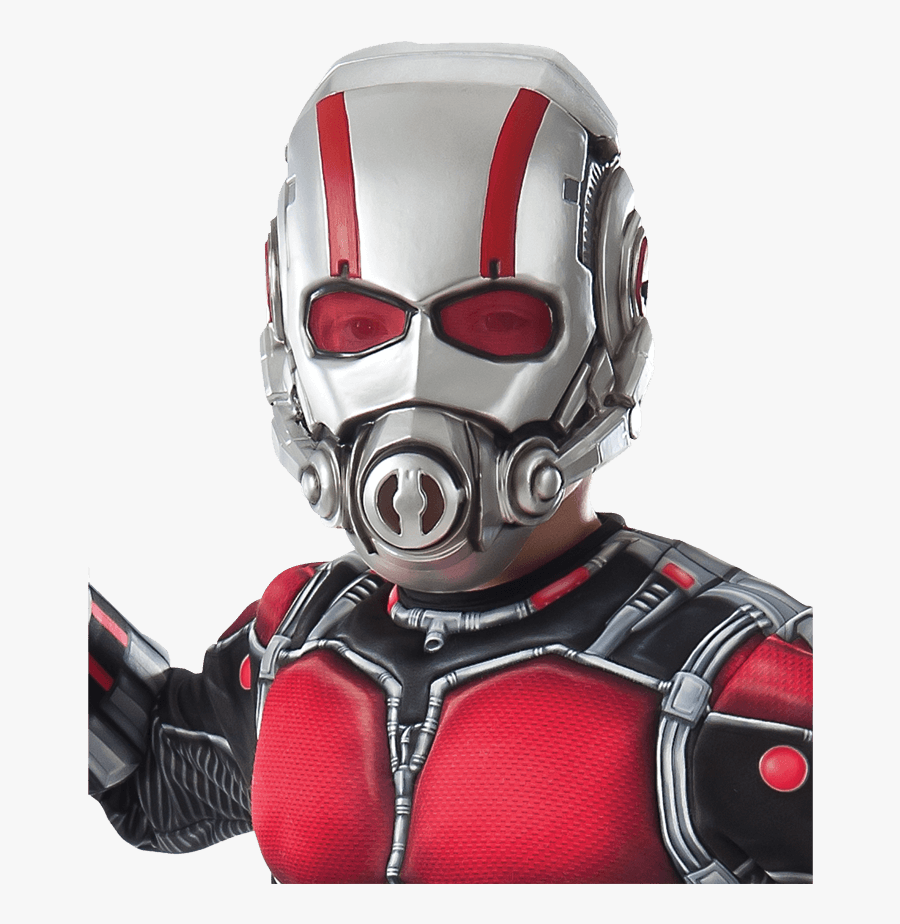 Ant Man Helmet Png Clipart Royalty Free Download - Ant Man Costume Kids, Transparent Clipart