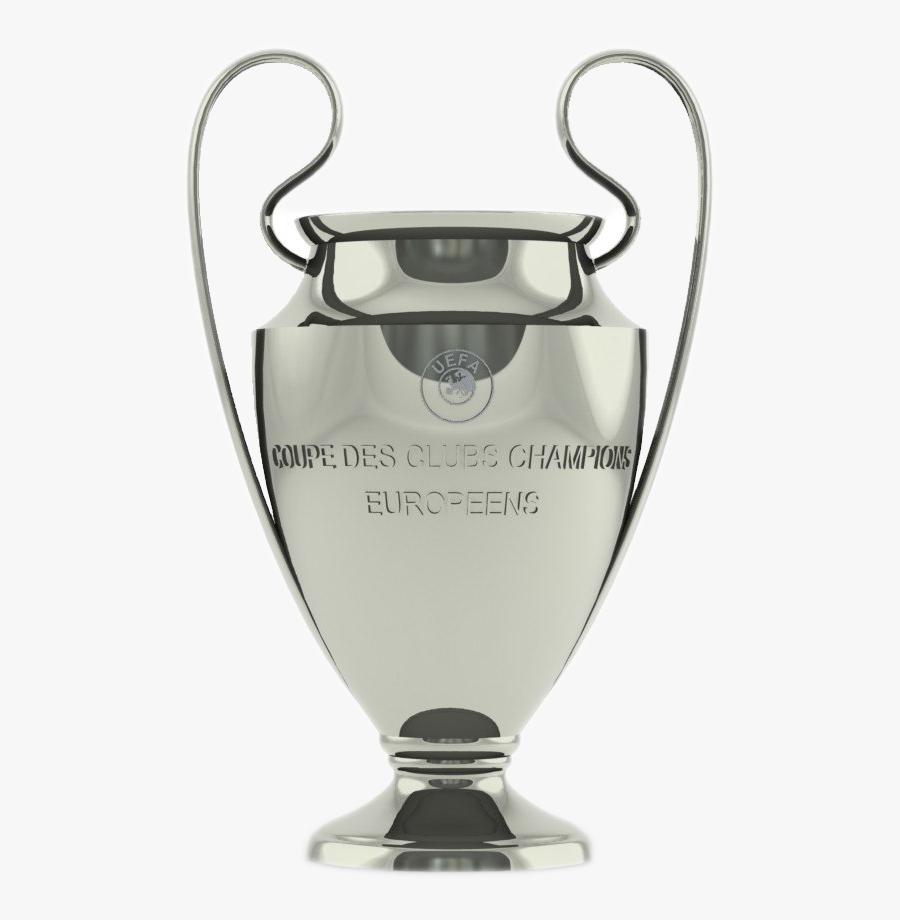 uefa champions league trophy free transparent clipart clipartkey uefa champions league trophy free