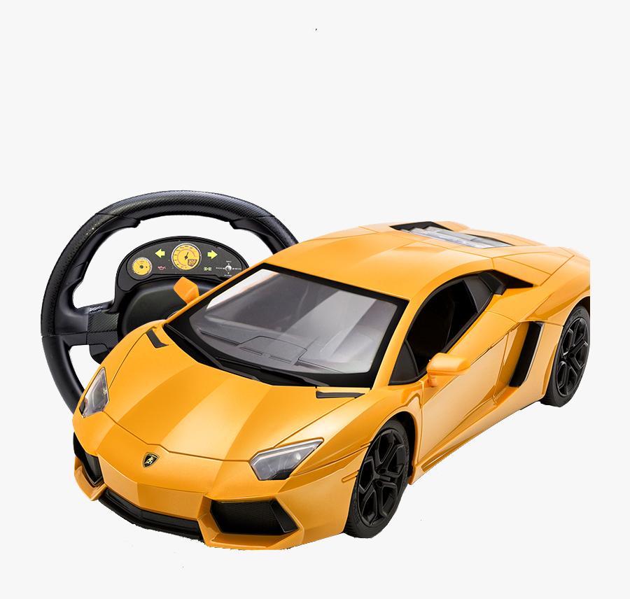 Radio Controlled Car Battery Charger Lamborghini Remote