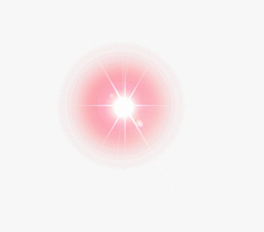 Flares Transparent Images Stickpng - Pink Lens Flare Transparent, Transparent Clipart