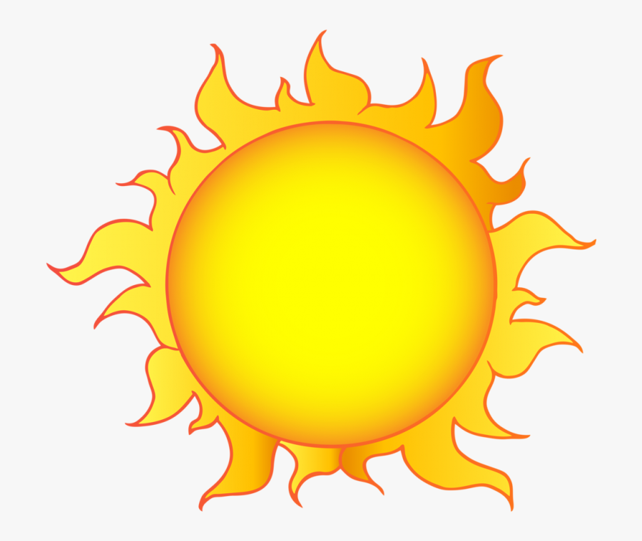 Free Png Sun - Drawing Of Happy Sun, Transparent Clipart
