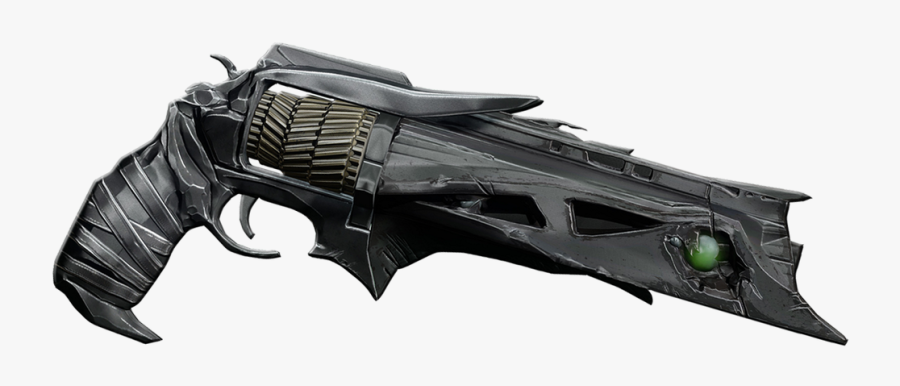 Transparent Cannon Png - Destiny 2 Thorn Png, Transparent Clipart