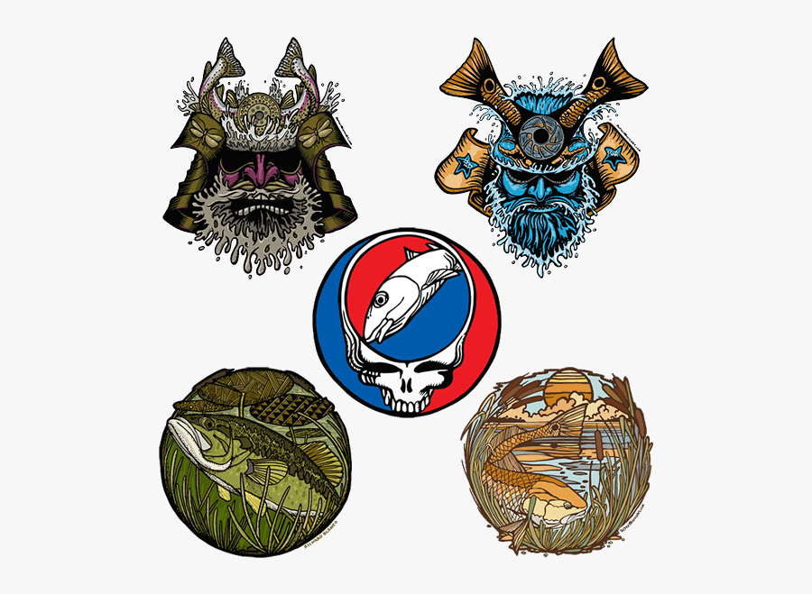 Blanco Limited Edition Pack * - Grateful Dead Steal Your Face, Transparent Clipart