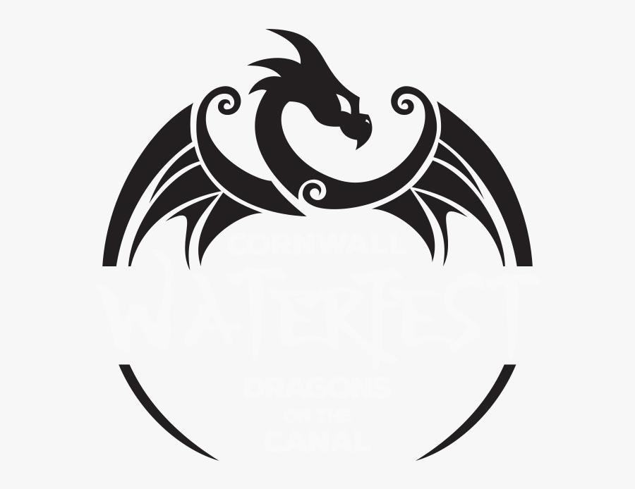 Tribal Celtic Dragon Tattoo Designs, Transparent Clipart