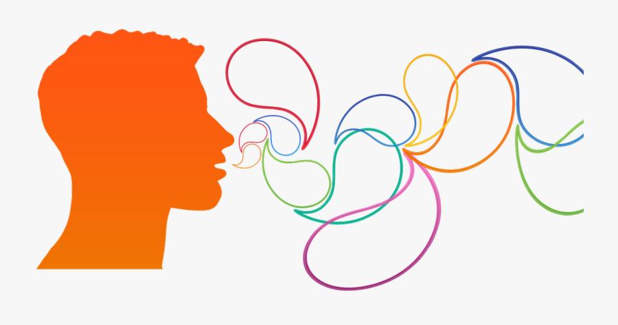 Stress Clipart Stress Word - Verbal Communication Clip Art, Transparent Clipart