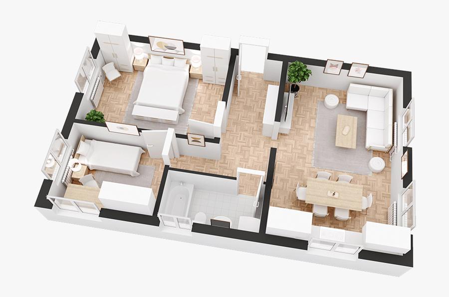 Floor Planning, Transparent Clipart