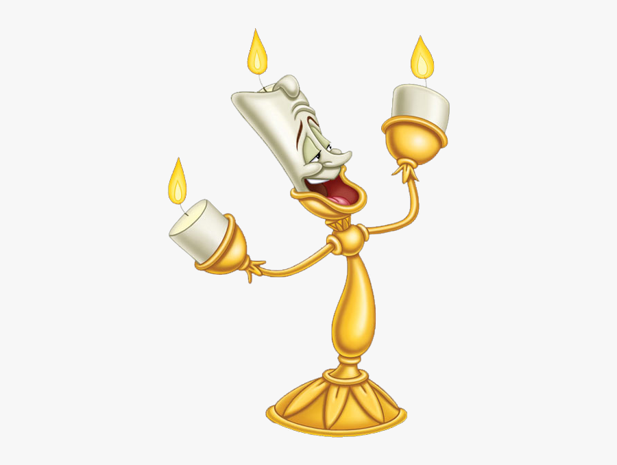 Candlestick Off Of Beauty And The Beast Free Transparent Clipart Clipartkey