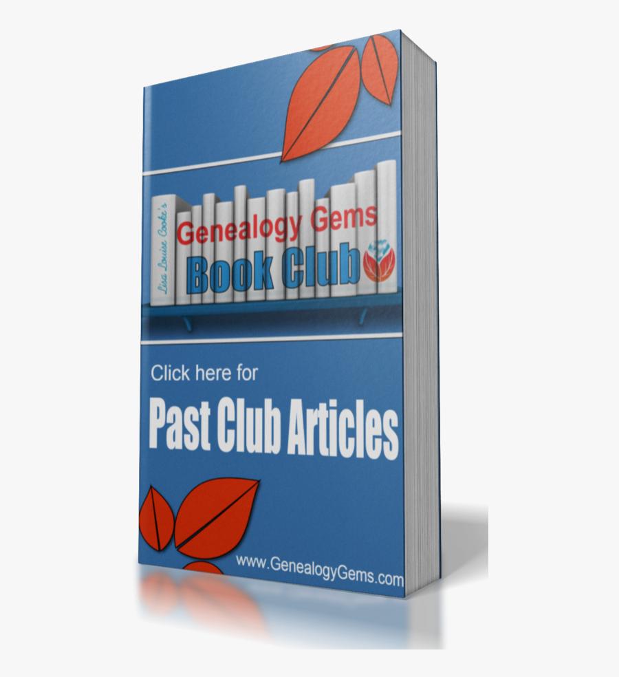 Genealogy Gems Book Club Genealogy Family History - Reservoir Dogs Dvd Cover, Transparent Clipart