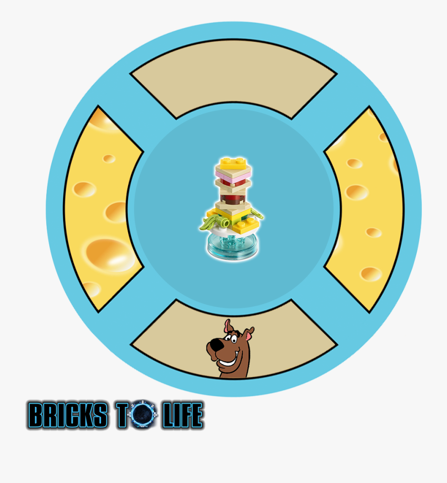 Lego Dimensions Toy Tag Labels, Transparent Clipart