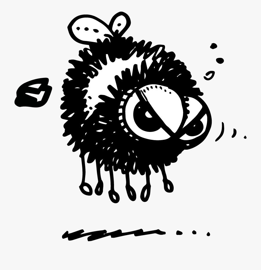 Fuzzy Cliparts - Illustration, Transparent Clipart